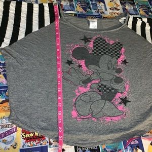 Disney Minnie Mouse Crop top